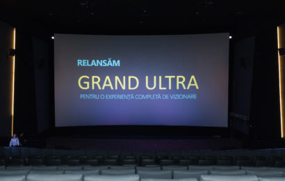 Grand Cinema & More relanseaza sala Ultra – una dintre cele mai performante sali de cinema din tara