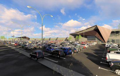 Shopping City Râmnicu Vâlcea își deschide porțile pe 7 decembrie