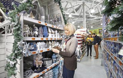 Hornbach a deschis Târgul de Crăciun, cu mii de articole de sezon