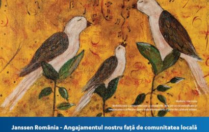 Janssen Romania si-a lansat prima platforma de responsabilitate sociala