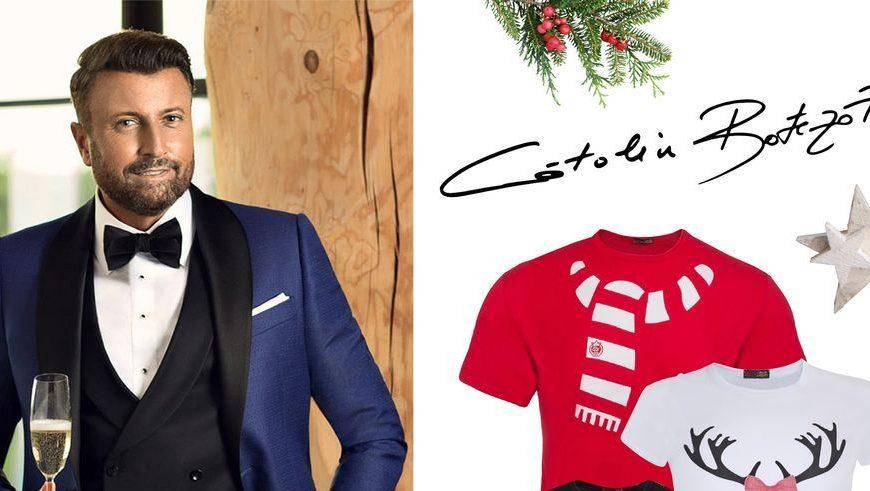 Cătălin Botezatu a creat o colectie de haine exclusiv pentru clienții Kaufland România