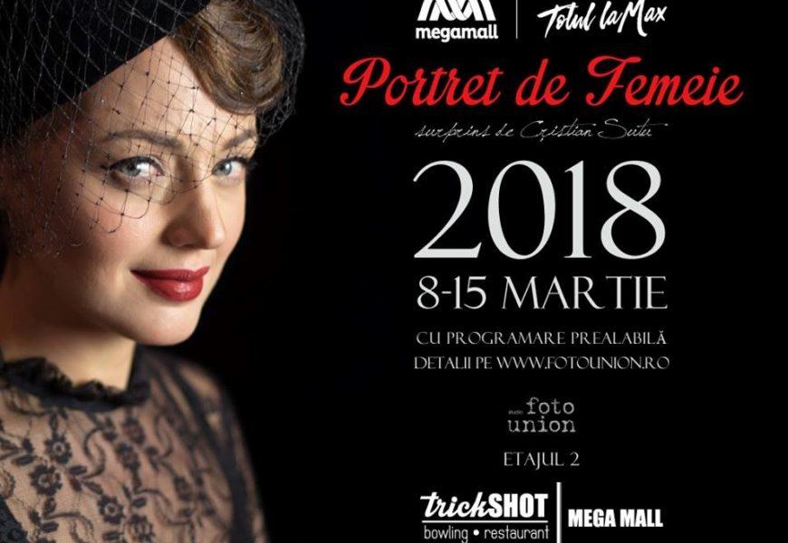 "MegaMall : ""Portret de Femeie"", ediția 2018"