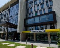 Raiffeisen Bank – profit net de 491 milioane de lei in 2017