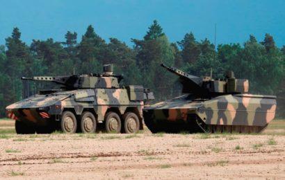 Rheinmetall va livra peste 200 de transportoare blindate 8×8 armatei australiene