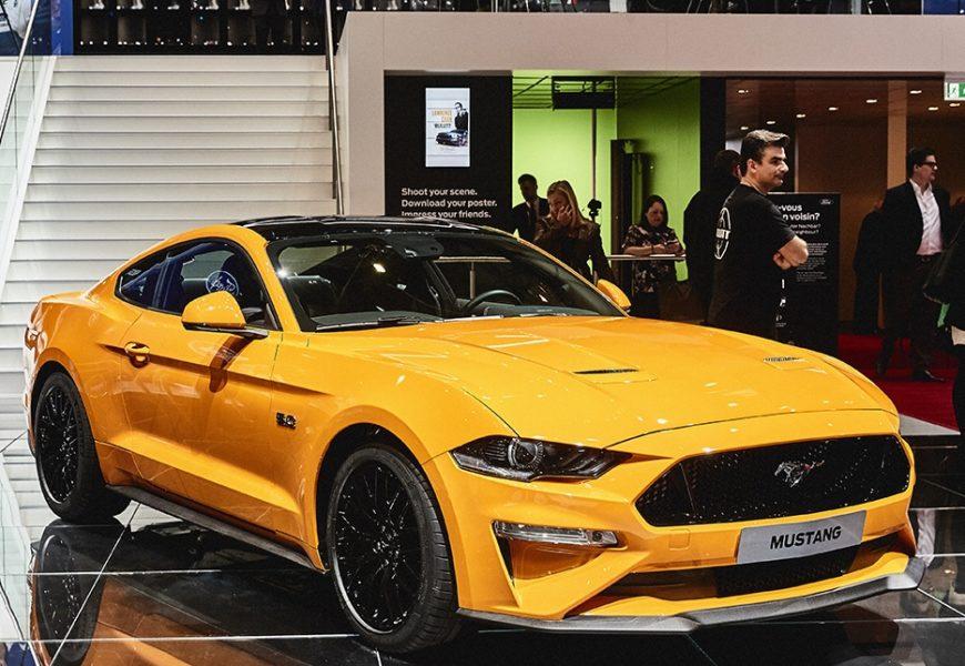 Ford România prezintă în premieră pentru România cinci noi modele la SIAB 2018