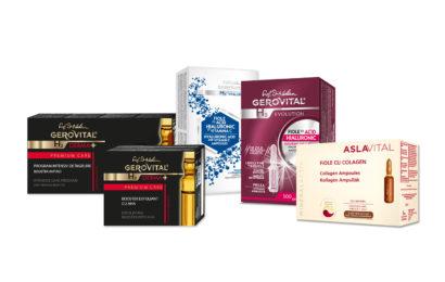 Farmec vrea să dezvolte categoria de produse prezentate sub formă de fiole