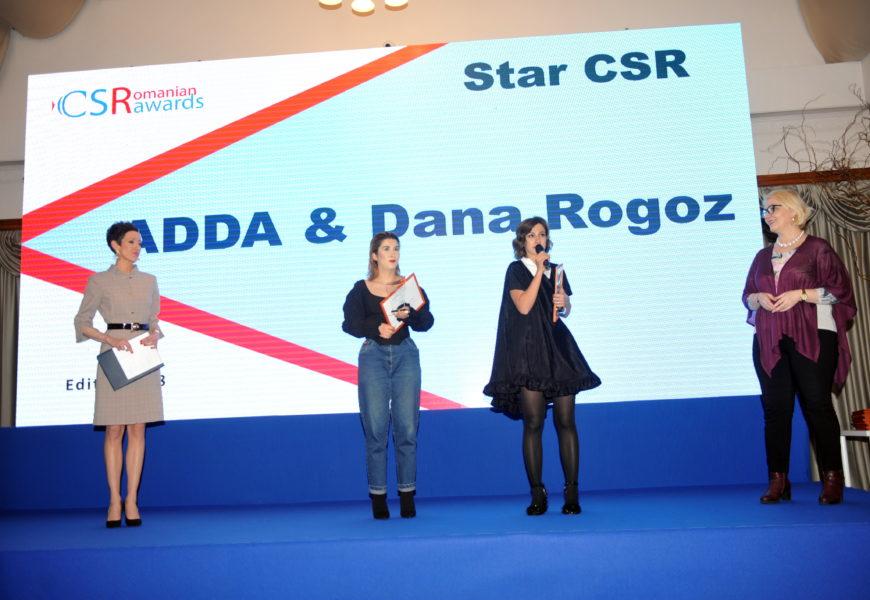Romanian CSR Awards 2018 si-a desemnat castigatorii