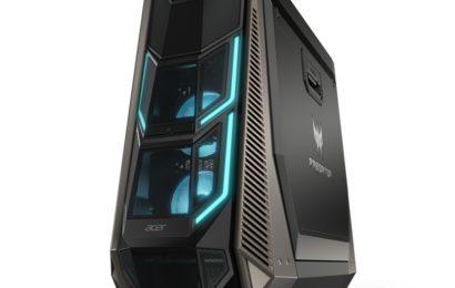 Acer anunță disponibilitatea în România a noilor stații de gaming Predator Orion 9000