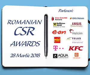 Romanian CSR Awards 2018