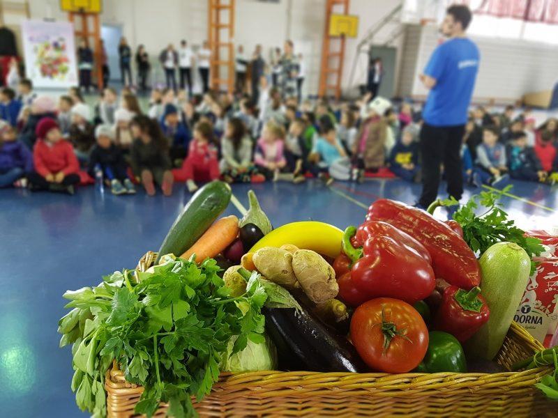 Selgros: Peste 1000 de elevi vor învăța despre alimentația sănătoasă