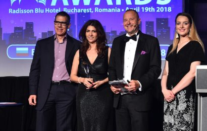 CTP câștigă premii la gala Europa Property SEE Real Estate Awards 2018