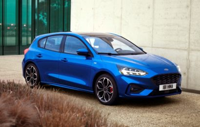 Ford dezvăluie noul Ford Focus