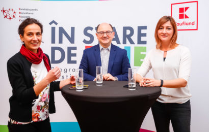 Kaufland acorda 1 milion de euro, ONG-urilor din tara noastra
