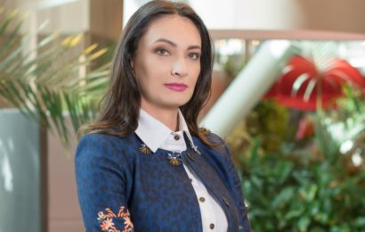 Immofinanz: Fulga Dinu preia conducerea operaţiunilor de birouri și retail din România