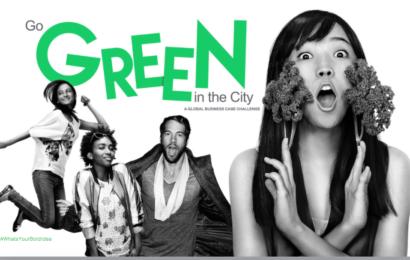 Go Green in the City 2018. Start înscrierilor pentru studenţi
