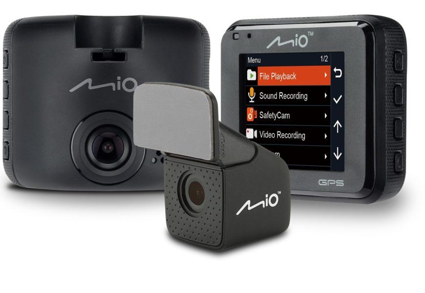 Mio lansează camera video MiVue C380 Dual, pentru autovehicule