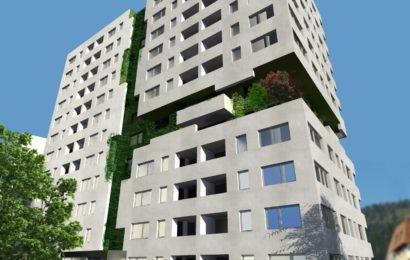 Wallberg Properties încheie etapa I a proiectului Sunnyville Residence din Brașov
