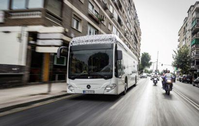 Prima comandă de proporții pentru autobuzele electrice Mercedes-Benz Citaro