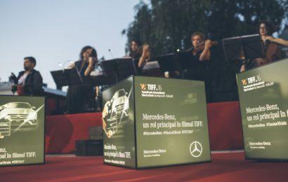Colaborarea dintre Mercedes-Benz și TIFF, 12 ani de succes în cultura cinematografică