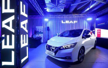 Noul Nissan Leaf, premieră în România! Cum arată viitorul maşinilor 100% electrice