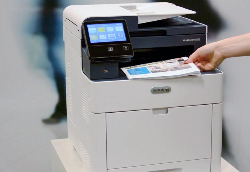 Xerox Work Centre 6515, premiu pentru design