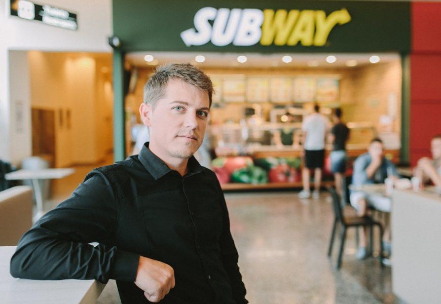 Subway deschide restaurantul cu numărul 40