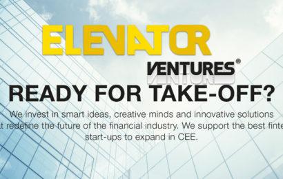 """Elevator Ventures – investiţii în startup-urile """"mature"""""""