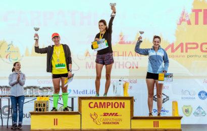 Rezultatele DHL Carpathian Marathon