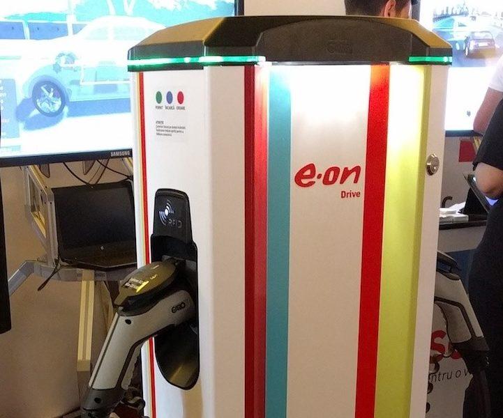E.ON Drive, în premieră la Techsylvania