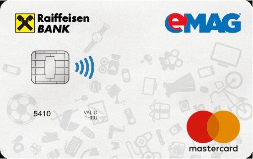 Peste 10.000 de carduri de cumpărături eMAG, emise în 6 luni