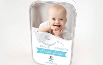 Termometrul inteligent pentru copii se vinde foarte bine
