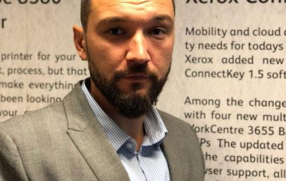 Cristian Berea este noul Channels Director al Xerox România
