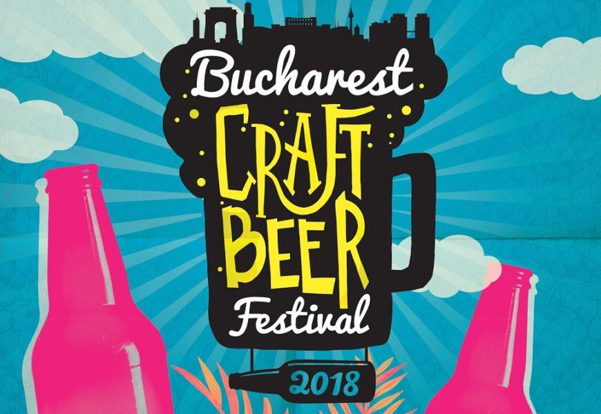 Bucharest Craft Beer Festival. Când și unde va avea loc