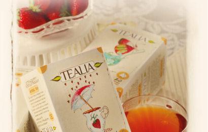 Secom aduce în România brandul premium de ceaiuri TEALIA