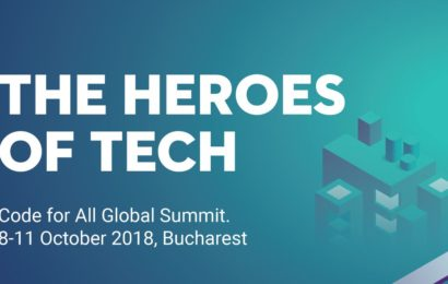 Heroes of Tech: Summit global pe teme de tehnologie pusa in slujba societatii