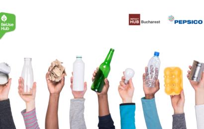 PepsiCo anunță finaliștii programului ReUse Hub