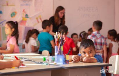 Lidl donează 270.000 de euro către programul național Teach for Romania