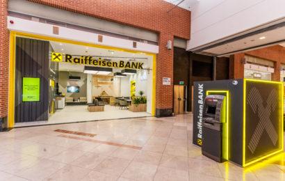 Raiffeisen Bank face primul pas spre generația viitoare de agenții bancare