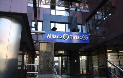 Veniturile Allianz-Țiriac Asigurări au crescut cu 7,1% în primele 6 luni