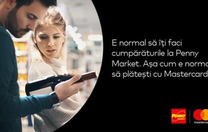 Clienții Penny Market – incurajati sa plateasca cumparaturile cu Mastercard