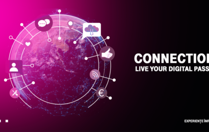 12 Noiembrie: Connections, powered by Telekom Romania- la Palatul Universul