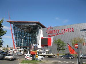 Francezii de la Auchan amenajează un supermarket în centrul comercial Liberty Center