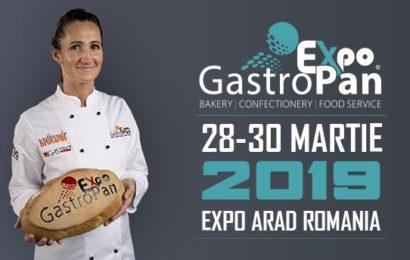 GastroPan 2019 – cel mai mare târg de panificaţie, cofetărie şi HoReCa