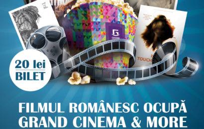Grand Cinema & More găzduiește din nou Festivalul Filmelor Românești