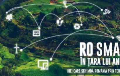 """Peste 200 de proiecte s-au inscris in competitia """"RO SMART in Tara lui Andrei"""""""