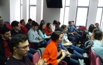 Valoria susține dezvoltarea studenților de la Universitățile din București