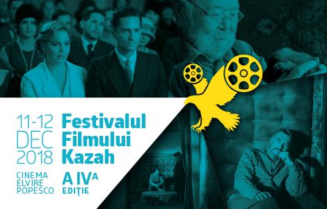 A patra ediție a Festivalului Filmului Kazah: trei filme de artă la cinema Elvire Popesco