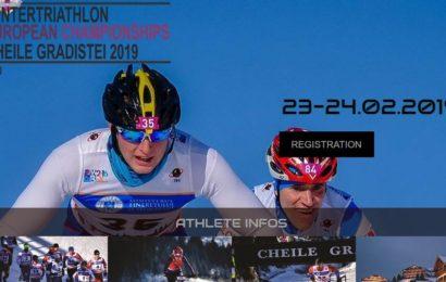 22-24 Februarie: 200 de sportivi sunt asteptati la Campionatele Europene de Winter Triathlon