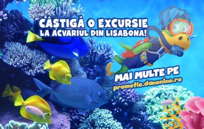 "Danonino  continua campania educationala ""Spune DA explorarii"""