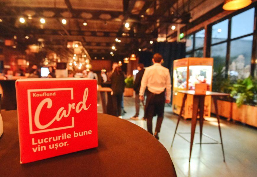 Kaufland a lansat primul card de loialitate pentru clienți
